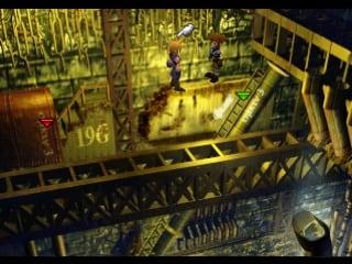 ffvii2 - Przegląd najlepszych gier RPG na PlayStation