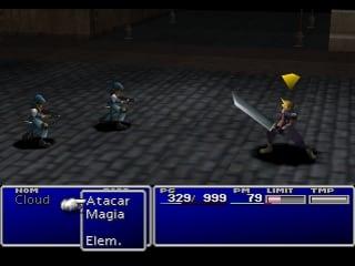 ffvii3 - Przegląd najlepszych gier RPG na PlayStation