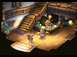 lom4 - Przegląd najlepszych gier RPG na PlayStation
