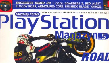 """oficjalny polski magazyn playstation  historia baner 384x220 - Historia czasopisma """"Oficjalny Polski PlayStation Magazyn"""""""