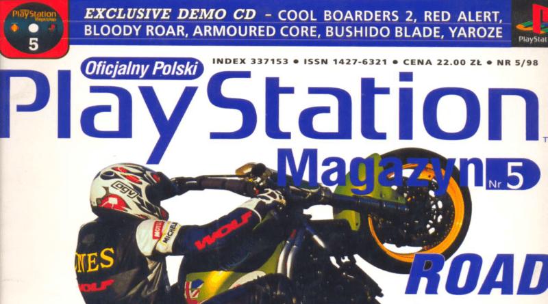 """oficjalny polski magazyn playstation  historia baner - Historia czasopisma """"Oficjalny Polski PlayStation Magazyn"""""""