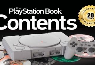 "playstation book baner 320x220 - Specjalne wydanie Retro Gamera - ""The PlayStation Book"""