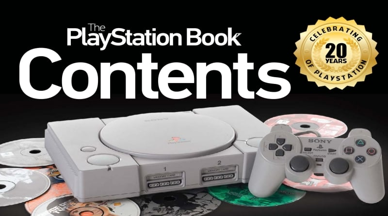 "playstation book baner - Specjalne wydanie Retro Gamera - ""The PlayStation Book"""