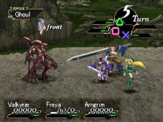 vp4 - Przegląd najlepszych gier RPG na PlayStation