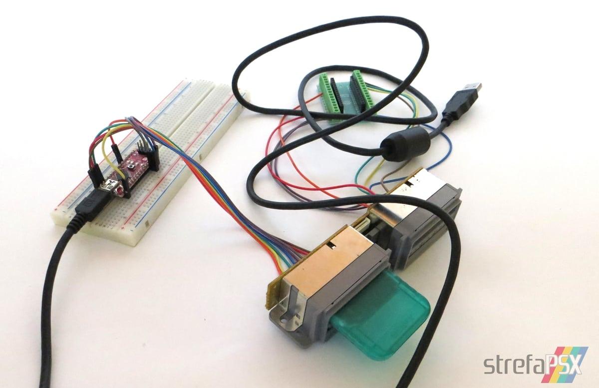Gotowy adapter