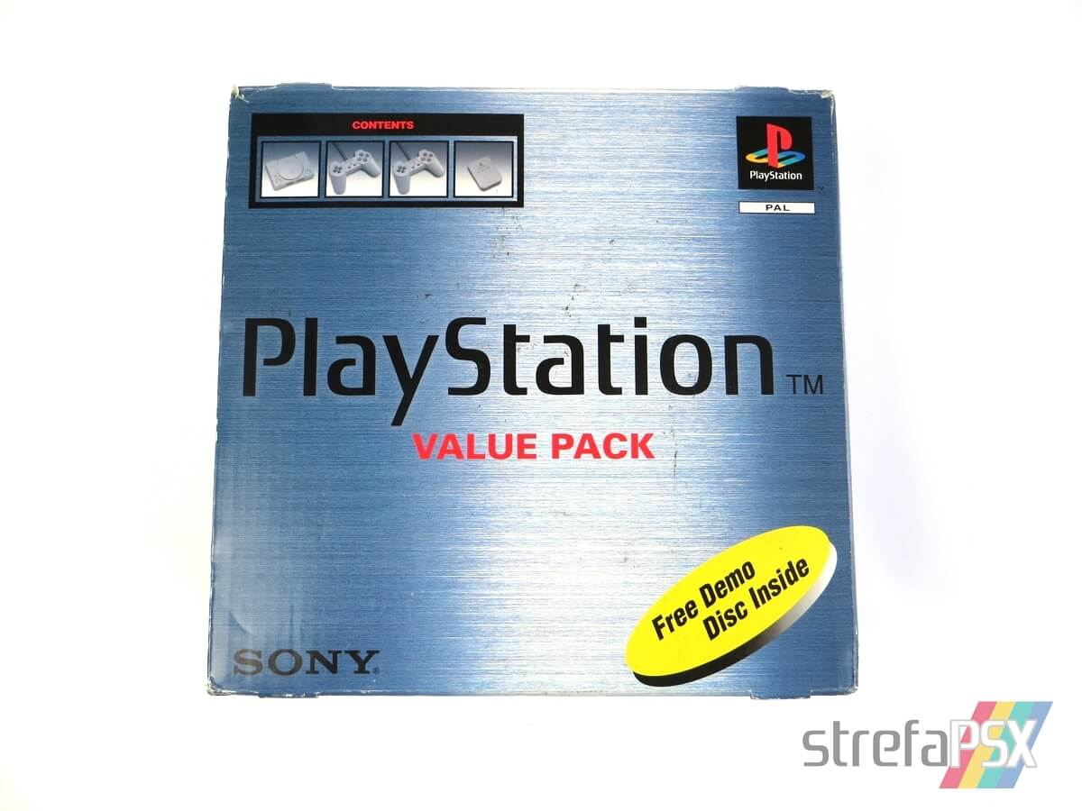 """playstation scph 5552 box - [SCPH-5552] PlayStation """"Value Pack"""""""