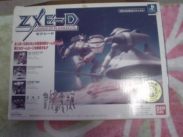 zxe d 5 - Złóż i zagraj w ZXE-D Legend of Plasmatlite