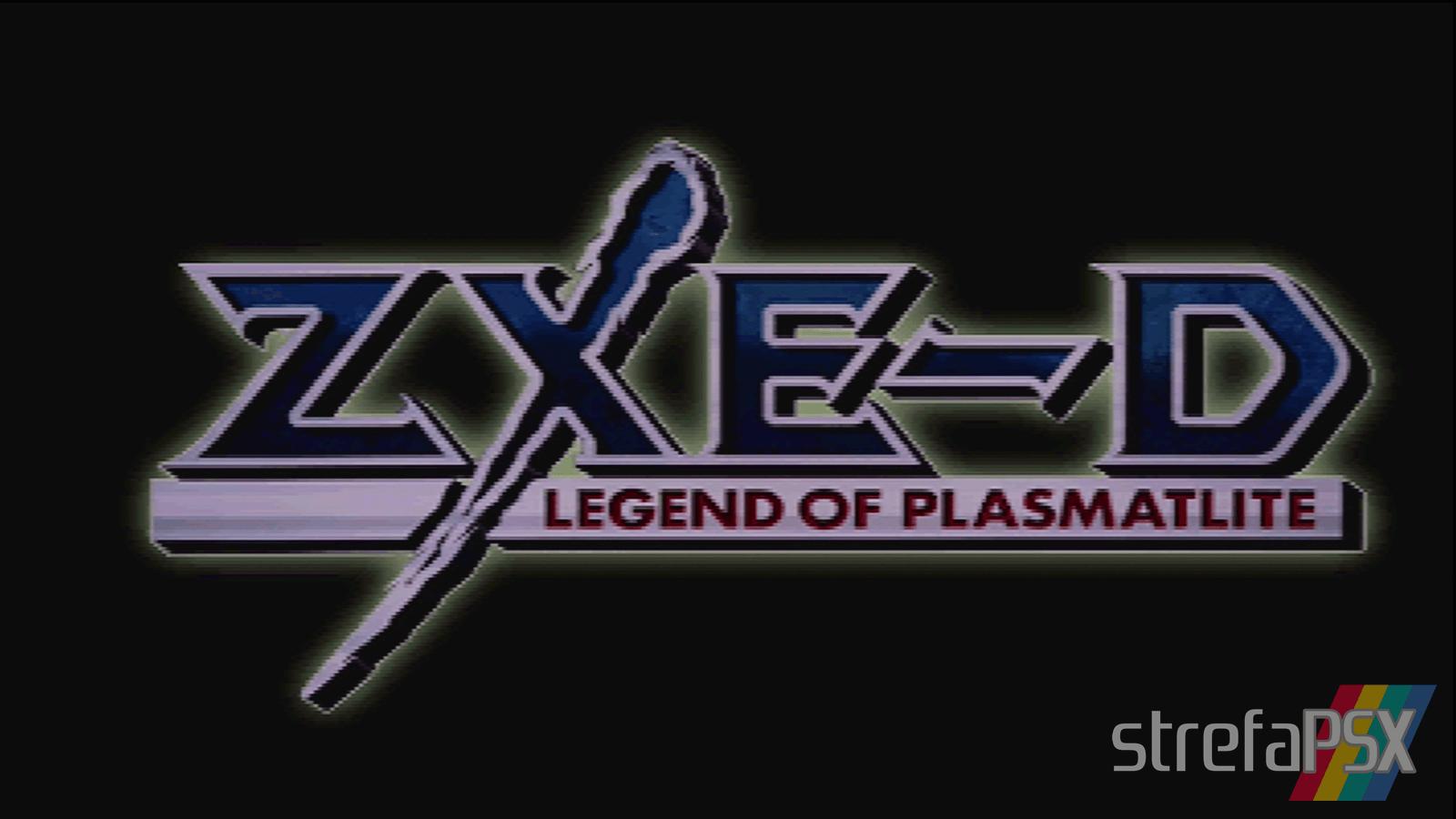 zxe d legend of plasmatlite 03 - Złóż i zagraj w ZXE-D Legend of Plasmatlite