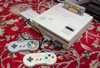 nintendo playstation sfx 100 prototype 320x220 - Rozkład na części pierwsze i naprawa Nintendo PlayStation