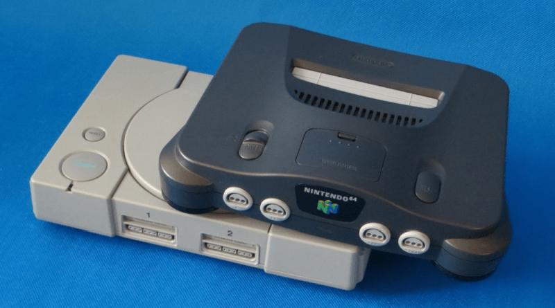 porownanie psx n64 baner - Porównanie PlayStation z Nintendo 64