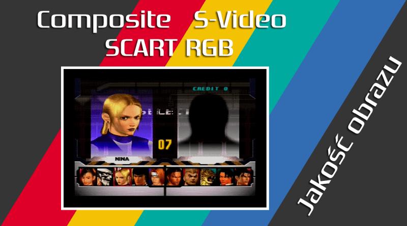 jakosc obrazu composite svideo rgb baner - Jakość obrazu - Composite vs S-Video vs SCART RGB