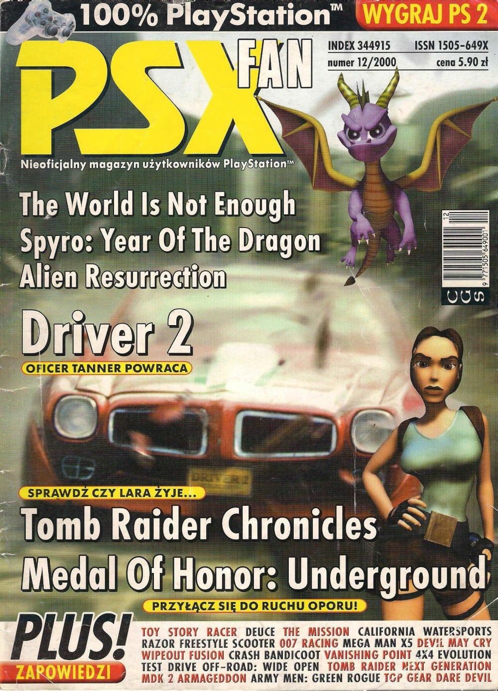 psx fan cover - Historia skrótów - PSX czy PS1?