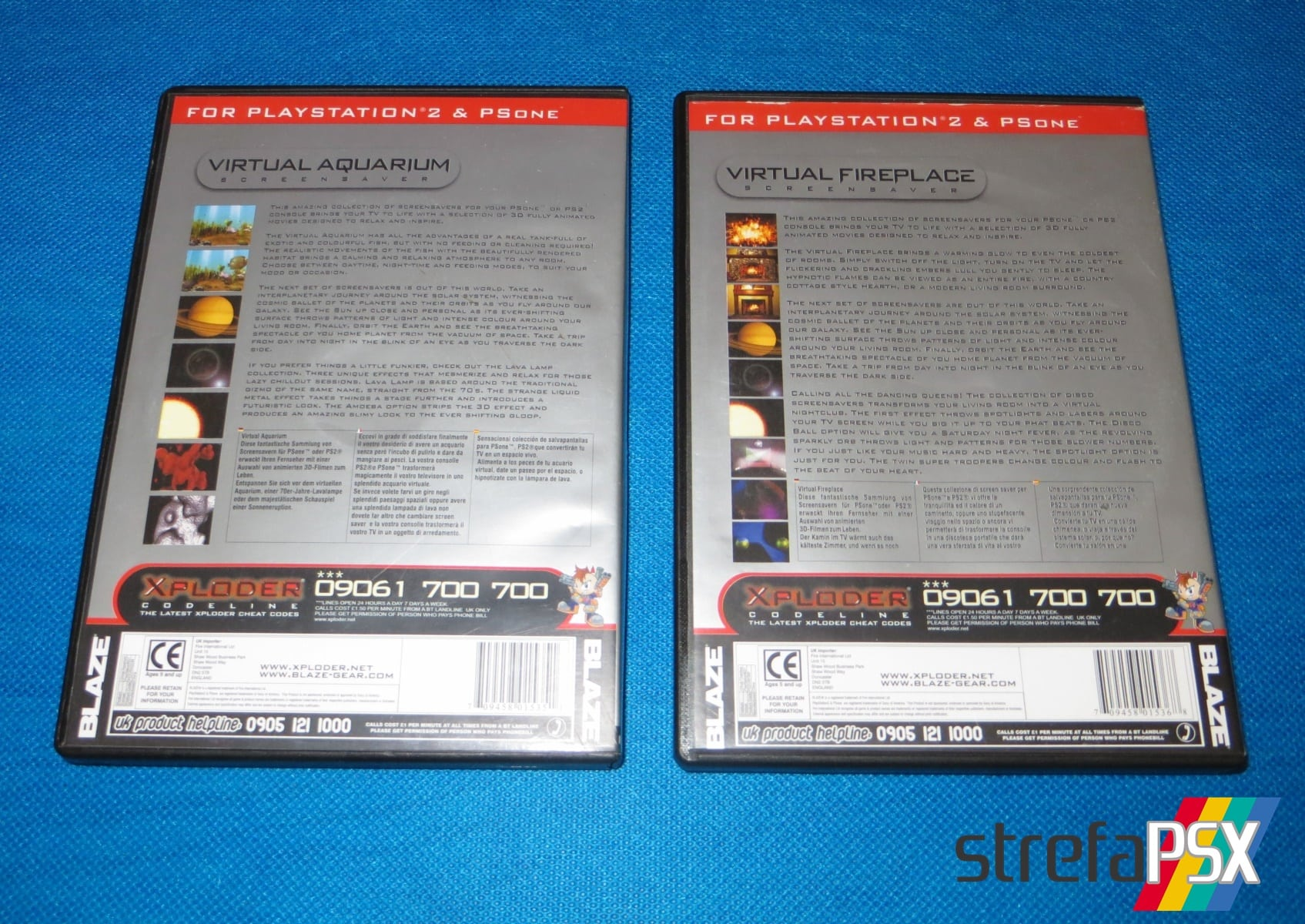 nieoficjalne gry psx 3 - Nieoficjalne oprogramowanie na PlayStation