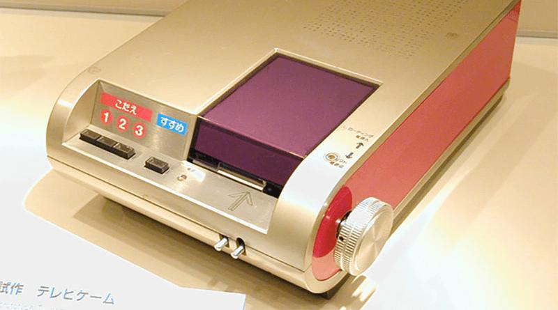 pierwsza konsola sony lat 70tych baner - Prototypowy sprzęt do grania Sony z lat 70tych