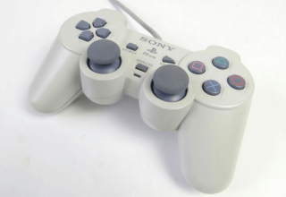 psone scph 110 baner new 320x220 - [SCPH-110] Dual Shock