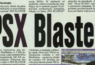 psx blaster baner 320x220 - Prima Aprilis - PSX BLASTER