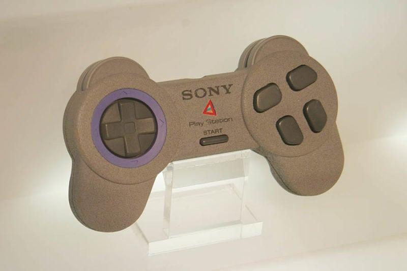 """teiyu goto controller 4 - Teiyu Goto - projektant i drugi """"Ojciec PlayStation"""""""