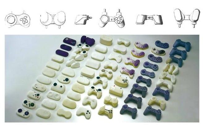 """teyiu goto controller designs 2 - Teiyu Goto - projektant i drugi """"Ojciec PlayStation"""""""