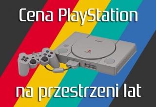 cena playstation jpg 320x220 - Fakty, nie mity #4 - Cena PlayStation na przestrzeni lat i jej wpływ na pozycję konsoli