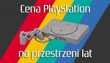 cena playstation jpg 384x220 - Fakty, nie mity #4 - Cena PlayStation na przestrzeni lat i jej wpływ na pozycję konsoli
