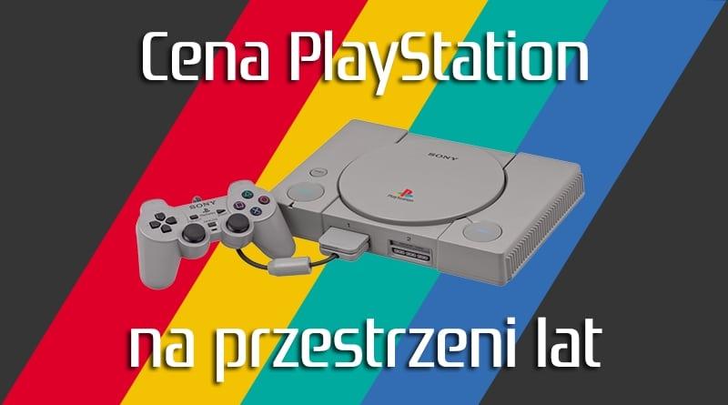 cena playstation jpg - Fakty, nie mity #4 - Cena PlayStation na przestrzeni lat i jej wpływ na pozycję konsoli