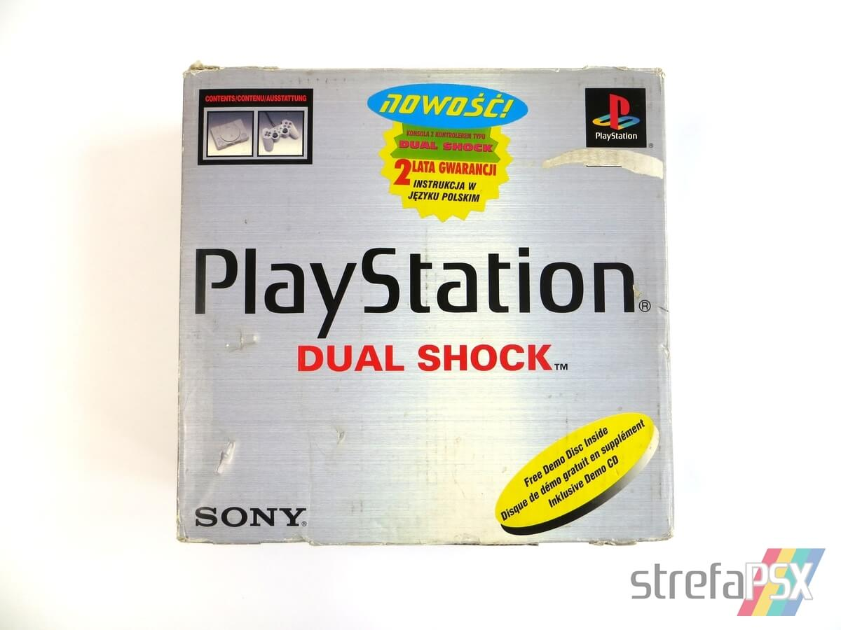 "playstation scph 7002 box - [SCPH-7002] PlayStation ""Dual Shock"""