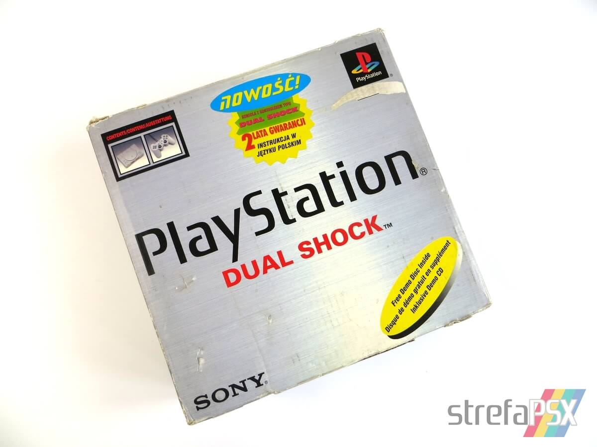 "playstation scph 7002 box 2 - [SCPH-7002] PlayStation ""Dual Shock"""