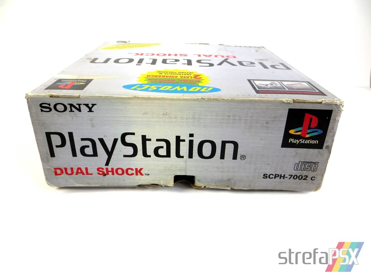 "playstation scph 7002 box 7 - [SCPH-7002] PlayStation ""Dual Shock"""
