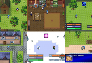 zia baner 320x220 - Zia and the Goddesses of Magic - nowy RPG na PSX