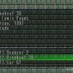 Breakout 3D 1 150x150 - Przegląd gier stworzonych za pomocą Net Yaroze