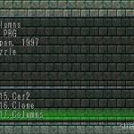 Columns 1 150x150 - Przegląd gier stworzonych za pomocą Net Yaroze