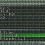 Combat 3D 1 150x150 - Przegląd gier stworzonych za pomocą Net Yaroze