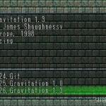 Gravitation 1 150x150 - Przegląd gier stworzonych za pomocą Net Yaroze