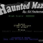 Haunted Maze 3 150x150 - Przegląd gier stworzonych za pomocą Net Yaroze