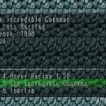 Incredible Coneman 1 150x150 - Przegląd gier stworzonych za pomocą Net Yaroze