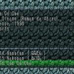 One on one 1 150x150 - Przegląd gier stworzonych za pomocą Net Yaroze