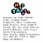 Pune 2 150x150 - Przegląd gier stworzonych za pomocą Net Yaroze