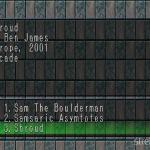 Shroud 1 150x150 - Przegląd gier stworzonych za pomocą Net Yaroze