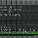 Snowball Fight 1 150x150 - Przegląd gier stworzonych za pomocą Net Yaroze
