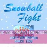 Snowball Fight 2 150x150 - Przegląd gier stworzonych za pomocą Net Yaroze