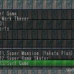 Super Ramp 1 150x150 - Przegląd gier stworzonych za pomocą Net Yaroze