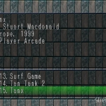 Tanx 1 150x150 - Przegląd gier stworzonych za pomocą Net Yaroze