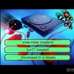 Video Poker Simulator 2 150x150 - Przegląd gier stworzonych za pomocą Net Yaroze