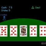 Video Poker Simulator 4 150x150 - Przegląd gier stworzonych za pomocą Net Yaroze