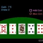 Video Poker Simulator 5 150x150 - Przegląd gier stworzonych za pomocą Net Yaroze