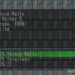 Yaroze Rally 1 150x150 - Przegląd gier stworzonych za pomocą Net Yaroze
