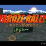 Yaroze Rally 2 150x150 - Przegląd gier stworzonych za pomocą Net Yaroze