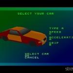 Yaroze Rally 4 150x150 - Przegląd gier stworzonych za pomocą Net Yaroze