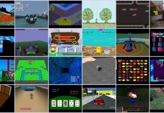 przeglad gier net yaroze 320x220 - Przegląd gier stworzonych za pomocą Net Yaroze
