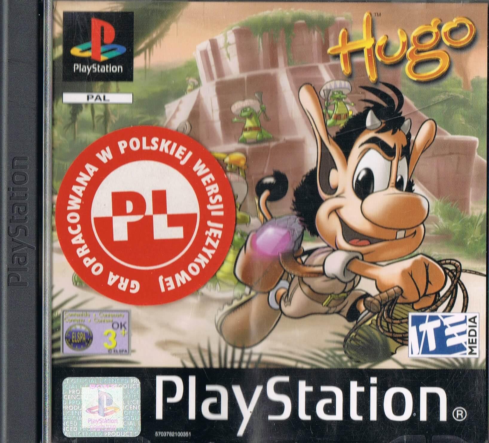 Hugo z polskiej dystrybucji